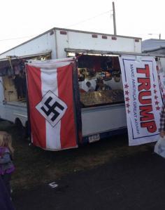 nazi_trump_flags